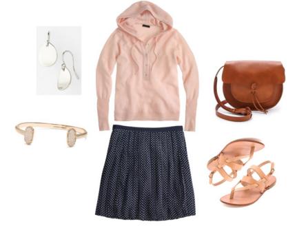 blush cashmere