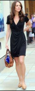 kate black dress